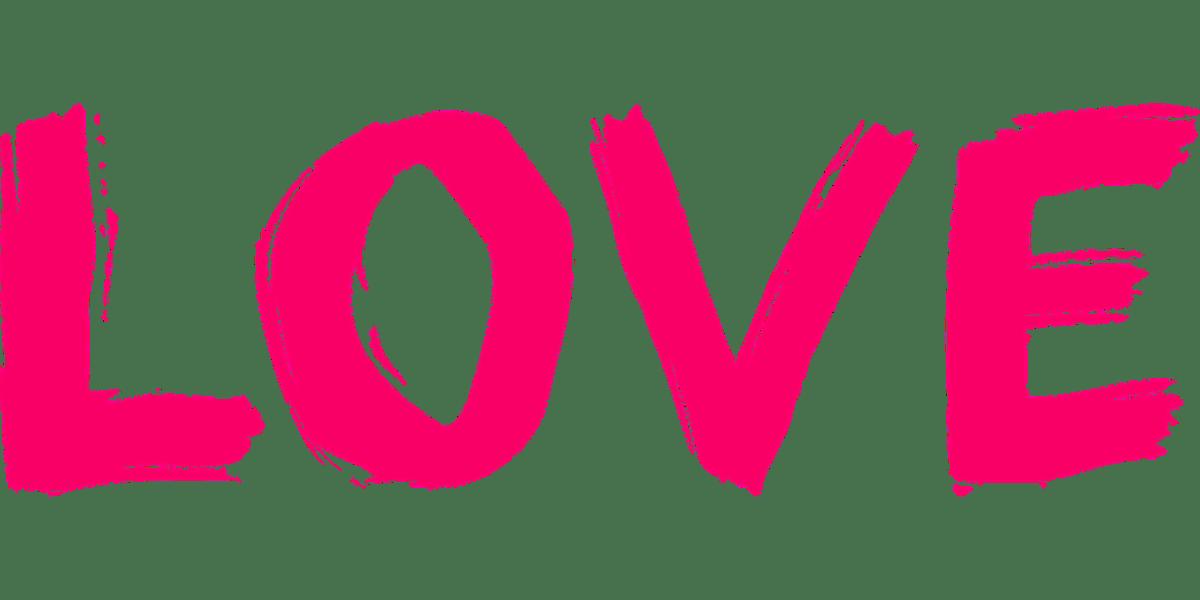 STATIVE VERBS פעלי מצב תרגול אותיות של הפועל love בצבע ורוד איילת צדוק מורה לאנגלית